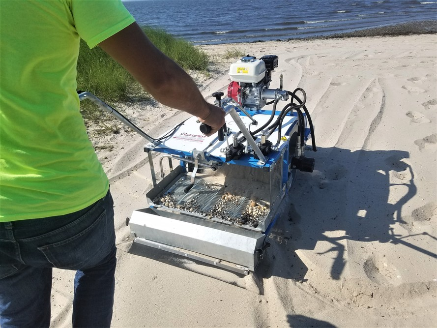 Beach Cleaner, Beach Cleaning Equipment